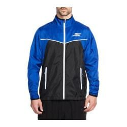 Men's Skechers Pace Windbreaker Jacket Royal/Blue