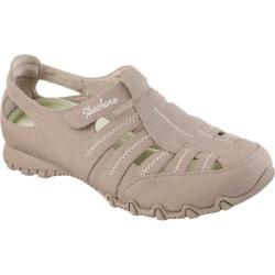 Women's Skechers Relaxed Fit Bikers Garibaldi Sandal Taupe