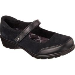 Women's Skechers Relaxed Fit Metronome Mary Jane Black