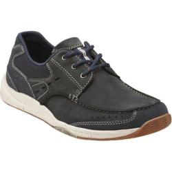 Men's Clarks Allston Edge Navy Nubuck