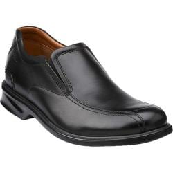 Men's Clarks Colson Knoll Black Leather