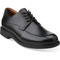 Men's Clarks Drexlar Way Black Leather