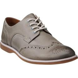 Men's Clarks Farli Limit Grey Nubuck