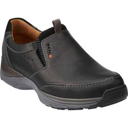 Men's Clarks Skyward Free Black Leather