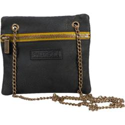 Women's FAUXSOL Chain Reaction Black/Mustard