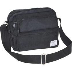 Everest Cross Body Bag Black