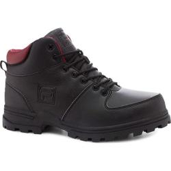 Men's Fila Ascender 2 Black/Biking Red