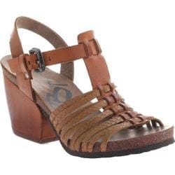 Women's OTBT Leon Sandal New Taupe Leather