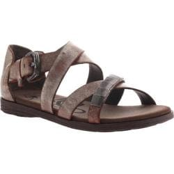 Women's OTBT Pender Sandal Old Gold Leather