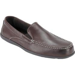 Men's Rockport Cape Noble 2 Dark Brown Leather