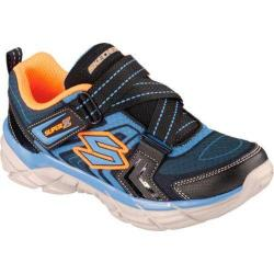 Boys' Skechers Rive Start Up Training Shoe Blue/Black