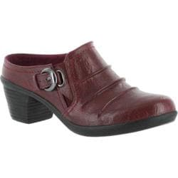 Women's Easy Street Calm Clog Berry Burnished Polyurethane