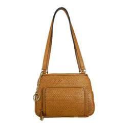 Women's La Diva 2342 STL Shoulder Bag Tan