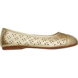 Girls' Hanna Andersson Disa Gold Metallic