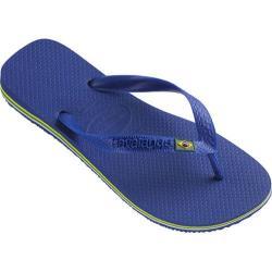 Men's Havaianas Brazil Flip Flop Marine Blue