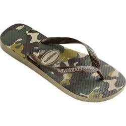 Men's Havaianas Top Camuflada Flip Flop Sand Grey