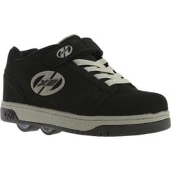 Boys' Heelys Dual Up X2 Black/Grey
