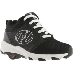 Boys' Heelys Hightail Black/White