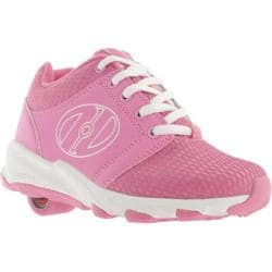 Girls' Heelys Hightail Pink/White