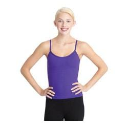 Girls' Capezio Dance Camisole Top (Set of 2) Purple