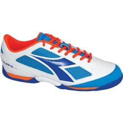 Men's Diadora Quinto IV ID White/Blue