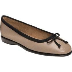 Women's Aerosoles Fashionista Flat Mink Leather