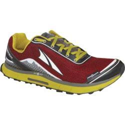 Men's Altra Footwear Lone Peak 2.5 Rio Red