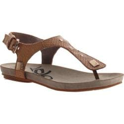 Women's OTBT Cass Sandal New Taupe Leather