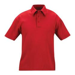 Men's Propper ICE Performance Polo Short Sleeve Red