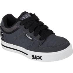 Boys' Skechers Vert 2 Charcoal/Black
