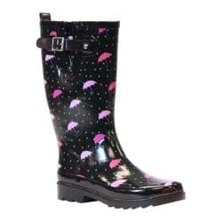 Women's Western Chief Raincheck Rain Boot Black