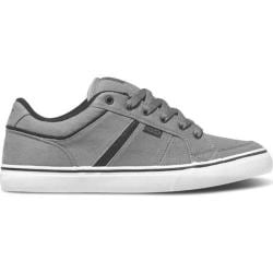 Men's DVS Barton Grey Canvas