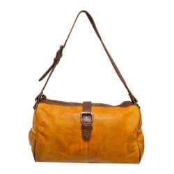 Women's Mo & Co. Bags McKinley Duffel Gold