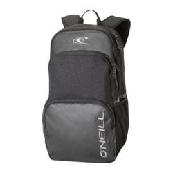 O'Neill Trio Black Laptop/ Tablet Backpack