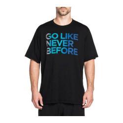 Men's Skechers Zone Tee Shirt Black