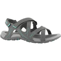 Women's Hi-Tec Waimea Falls Graphite/Light Grey/Aqua