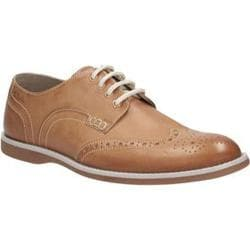 Men's Clarks Farli Limit Tan Leather