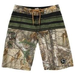 Men's Metal Mulisha Double Barreled Military Green