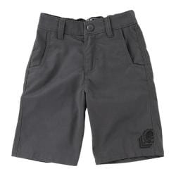 Boys' Metal Mulisha Ocotillo Shorts Charcoal