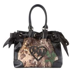 Women's Metal Mulisha Stealthy Purse Realtree Black
