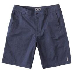 Men's Metal Mulisha Straight Away Short Navy Heather