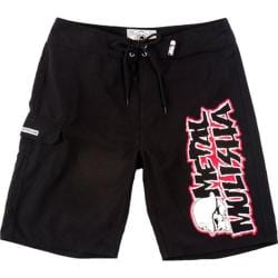 Men's Metal Mulisha The Volt Boardshort Black