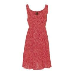 Women's Ojai Clothing Comfy Sundress Hot Coral