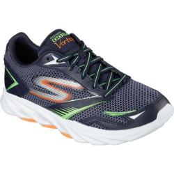 Men's Skechers GOrun Vortex Running Shoe Navy/Orange