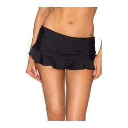Women's Swim Systems Flirty Skirt Swim Bottom Onyx
