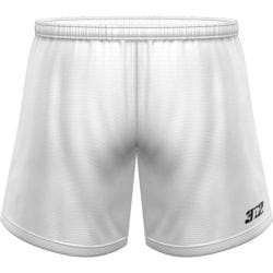 Boys' 3N2 Micro Mesh Shorts White