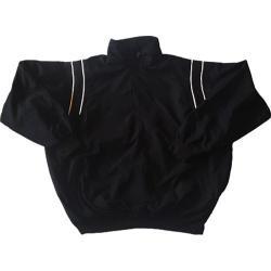 Men's 3N2 Umpire Half-Zip Jacket Black