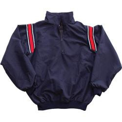 Men's 3N2 Umpire Half-Zip Jacket Navy Blue