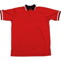 Men's 3N2 Umpire Polo Red