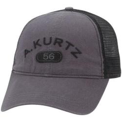 Men's A Kurtz Arc Trucker Hat Charcoal